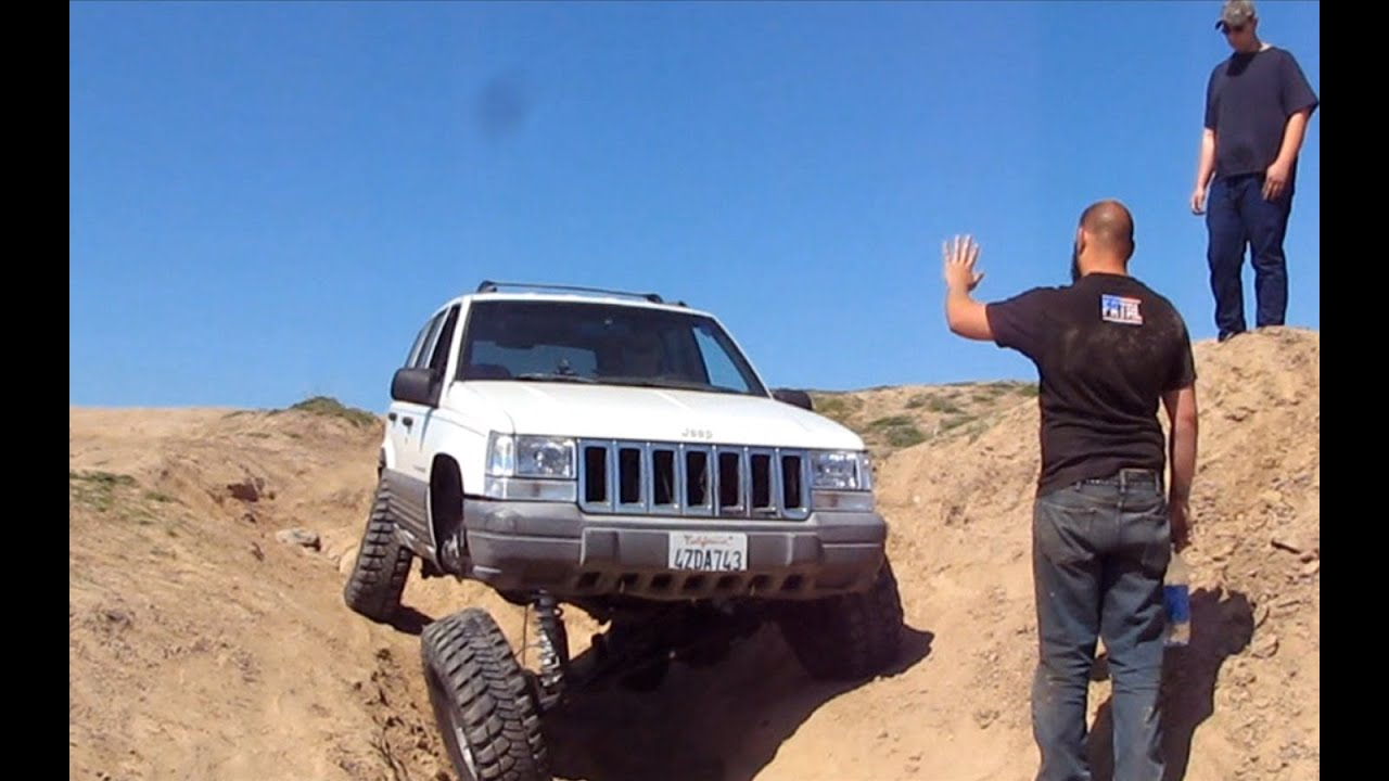 Jeep Grand Cherokee 4x4 Project Zj Iron Rock Offroad Long