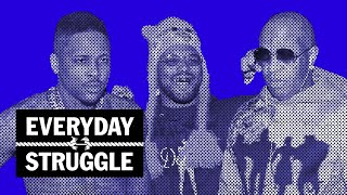 YG & Q Delay Releases to Honor Nipsey, Aging with Face Tattoos, Calboy Up Next? | Everyday Struggle