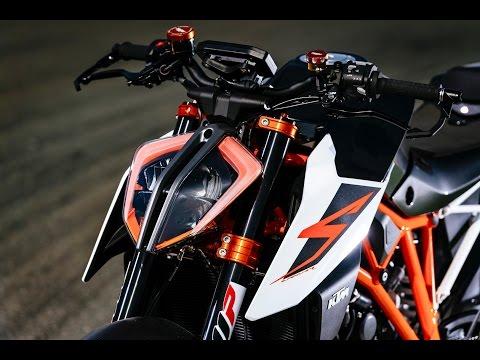 Nova KTM SuperDuke 1290 - Nos Detalhes - Melhor Do que Nunca!!! - MotoMack