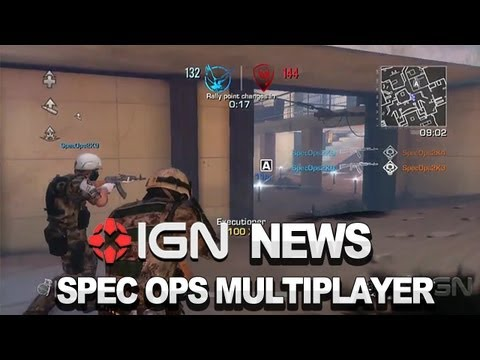 IGN News: Spec Ops Dev: Game