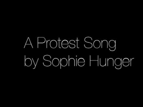 Sophie Hunger - A Protest Song