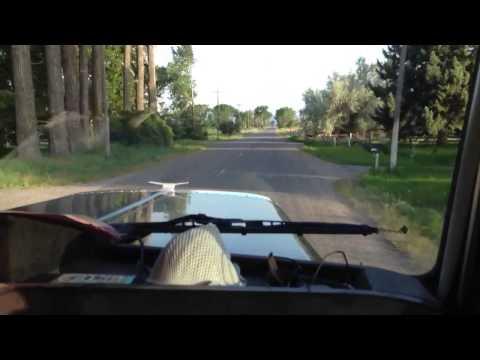 Peterbilt 3406E 750hp Acceleration Test