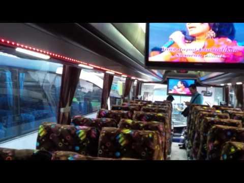 Foto wisata bandung naik bus