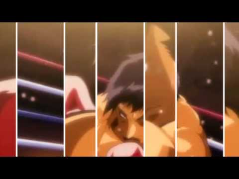 [Hajime No Ippo] Diary Of Date Eiji vs Ricardo Martinez [AMV]