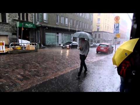 Helsinki Thunderstorm