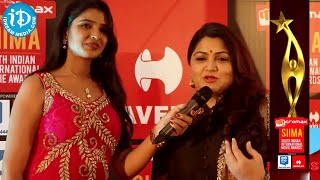 Actress Kushboo about SIIMA Awards Function 2014