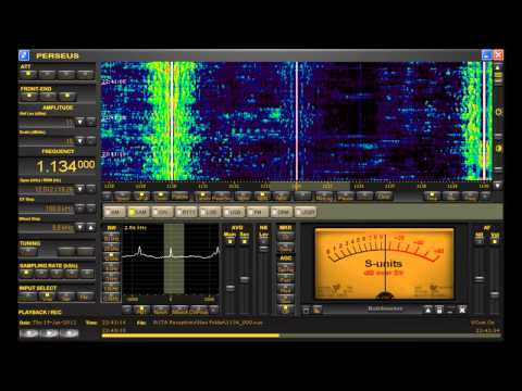 1134 KHz Croatia | Medium Wave DX | Perseus SDR from Michigan