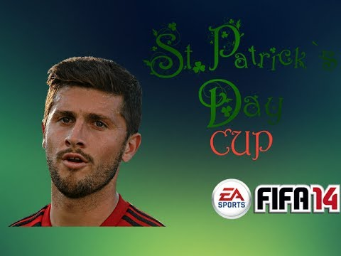 ST. PATRICK'S DAY CUP!! - Shane LONG! - Dutch Next Gen Fifa 14