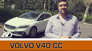Volvo V40 Cross Country - Un bonito familiar de lujo