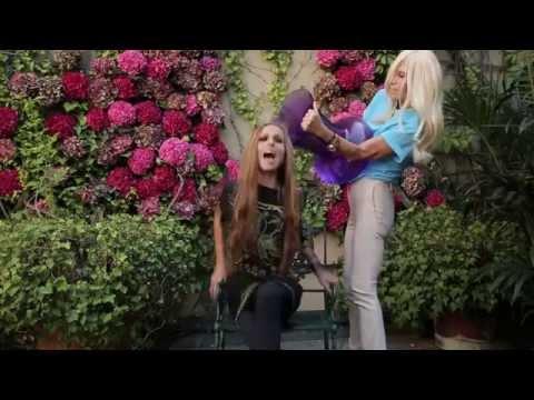 Allegra Versace Ice Bucket Challenge ALS
