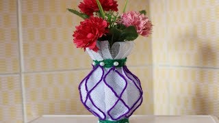 WOW! Amazing Flower Vase || Creative Ideas of Flower Vase | DIY arts and crafts - DIY for home