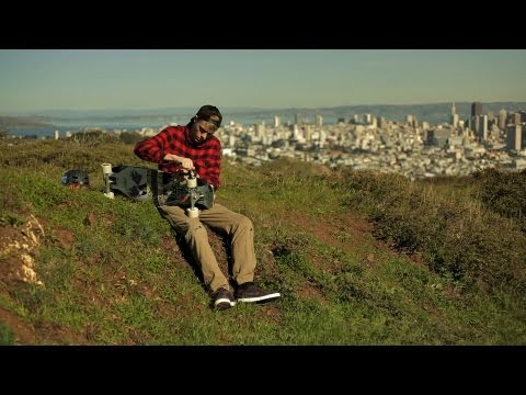 Sean Spees: Longboarding San Francisco Sunset