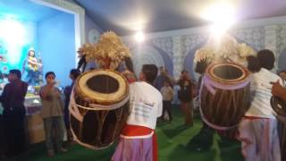 download lagu Dhaker Bajna- Cba Durga Puja, Hyderabad gratis