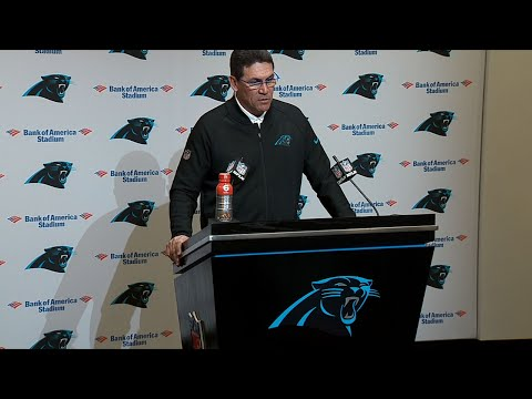 Panthers Coach:: Richardson Move 'Very Serious'