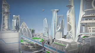 심시티5 미래도시 인구도시를 다시 만들어보자!