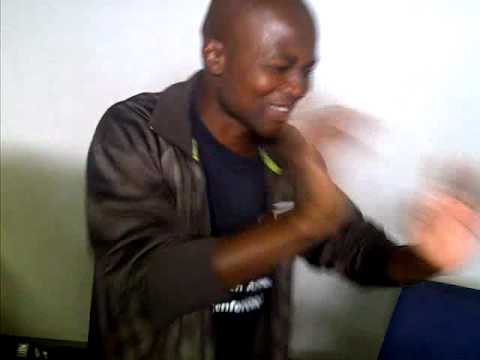 Unisa radio Botswana students visit.