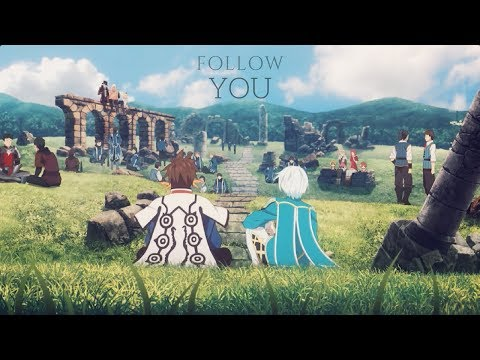 Sorey / Mikleo || Follow You