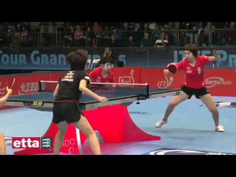 Dream of London - Table Tennis Trailer Olympics 2012