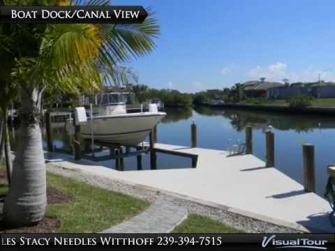 large canal front home marco island florida real estate