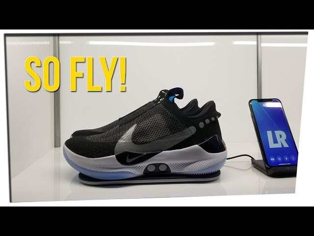 Nike Releasing New Auto-Lacing Smart Shoes ft. Nikki Limo  David So