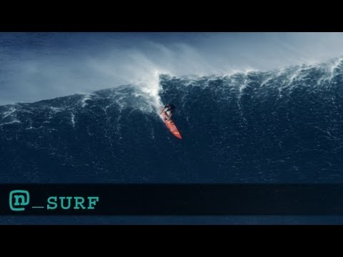 Jaws Through The Eyes Of Big Wave Surfer Ian Walsh -- Ep 5