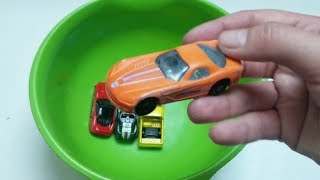 Learn Numbers and Colors For Children with Car Toys / Colours and Numbers Educational Video for Kids