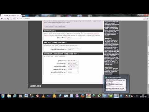 Configurar Access Point D-Link 1155 DAP 1155