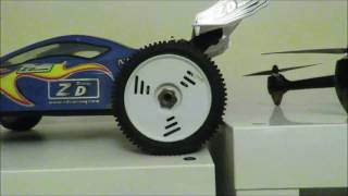 HUBSAN CHOICE 17mm Wheel HEX Nuts Sleeve