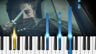 Post Malone - Goodbyes ft. Young Thug - Piano Tutorial