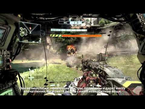 Titanfall - Интервью с разработчиками E3 2013