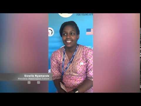2015 YALI Fellows From Zimbabwe Share Experience