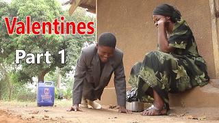 Valentines part 1- Ugandan Luganda Comedy skits.