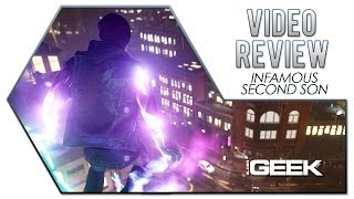 Infamous: Second Son Video Review