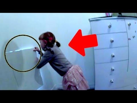 1 लड़की को उसके कमरे में मिला एक छुपा हुआ कमरा जिसने उसको हिला कर रख दिया | Mysterious Dunia