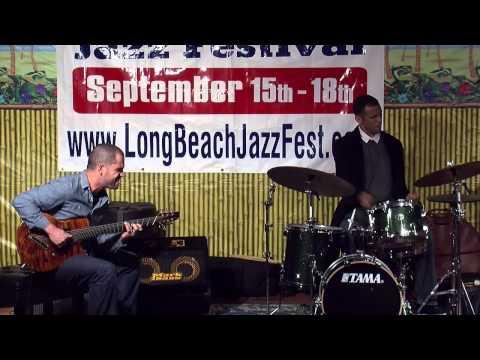 Charlie Hunter Duo 2011 Long Beach New York Jazz Festival
