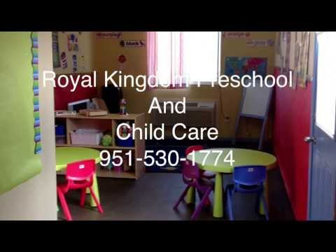 Royal Kingdom Preschool and Child Care 92508 Orangecrest Riverside 951-530-1774