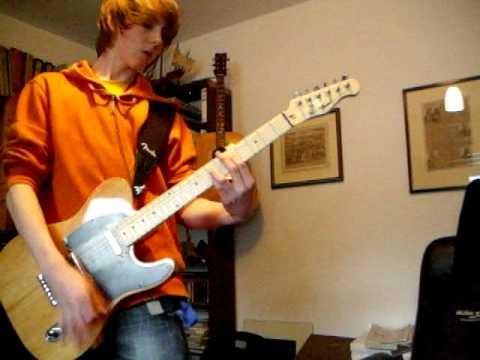 Billy Talent  Pocketful of Dreams Guitar