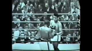Muhammad Ali vs Sonny Liston (1st fight) / Мохаммед Али - Сонни Листон (1-й бой)