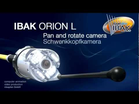 rapidview ibak orion l steerable pan & tilt camera | doovi