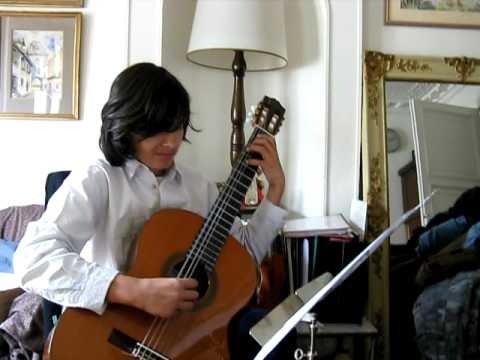 2009 SIMBI FRANZ CASSEUS HAITI GUITAR