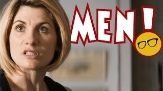 Doctor Who's Problem Was Men and Not Enough Jodie Whittaker?