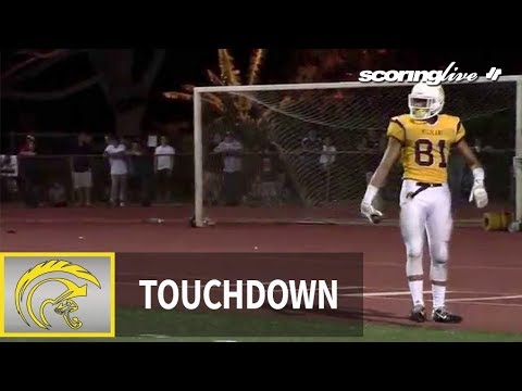 ScoringLive: St. Louis vs. Mililani - K. Timoteo, 17 yard pass from M. Milton