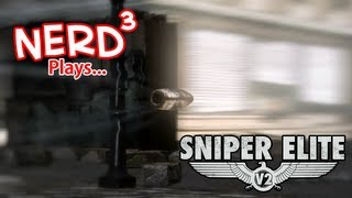 Nerd Plays... Sniper Elite V2