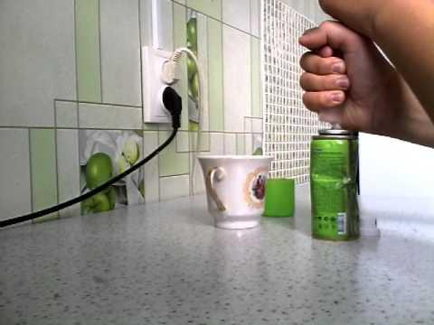 Как сделать брызгалку на даче Doovi