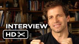 300: Rise of an Empire Interview - Zack Snyder (2014) - Action Movie HD