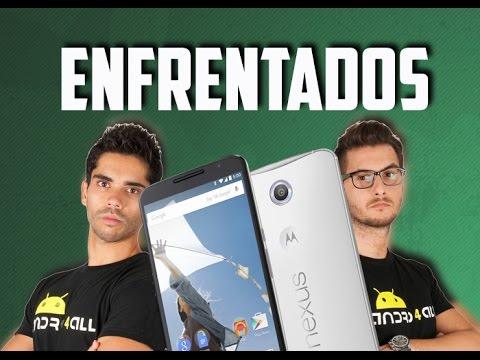Enfrentados por el Nexus 6