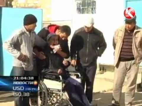 День уголовного розыска в Актау закончился убийством