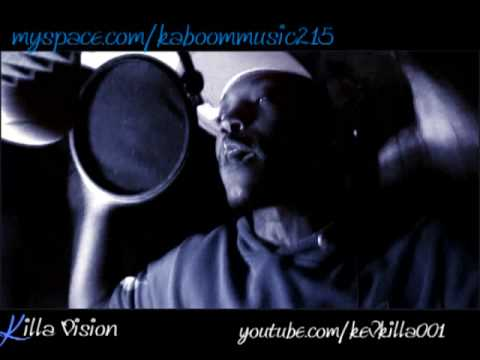 Killa Vision. NH and Kaboom Freestyle at Batcave Studio