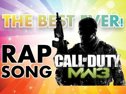 MODERN WARFARE 3 RAP SONG! Music Videos