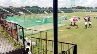 Get the yes card -Gazi tyers cricket hunt